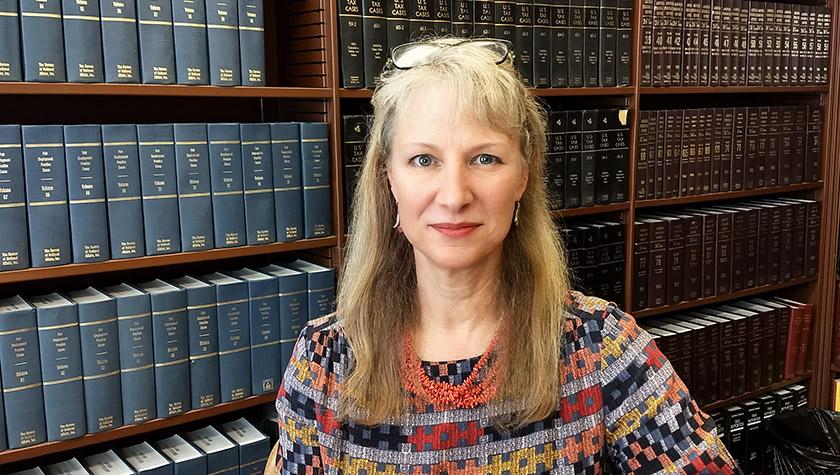 Santa Fe insurance litigation lawyer Catherine Rivard