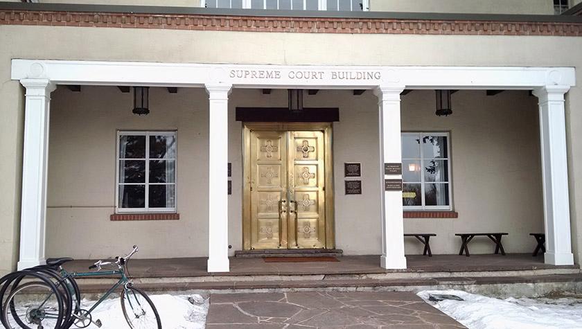 Santa Fe supreme court